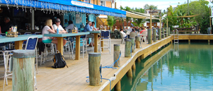 Waterfront Bar and Grill.